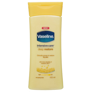 Vaseline Intensive Care (Deep Restore) Lotion 100 ml