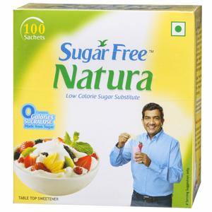 Sugar Free Natura Sach 0.75 gm 100 Pcs