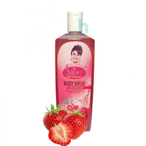 Soumis Strawberry Body Wash 200 ml