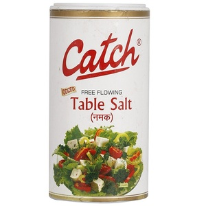 Catch Sprinklers Iodized Table Salt 200 gm Bottle
