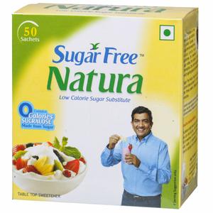 Sugar Free Natura Sach 0.75 gm 50 Pcs