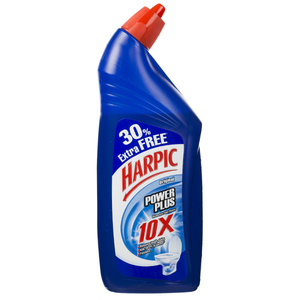 Harpic Power Plus Disinfectant(Original)Toilet Cleaner  (Free 30  Extra) 500 ml
