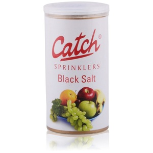 Catch Sprinklers Black Salt 200 gm