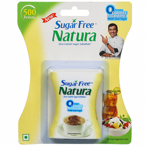 Sugar Free Natura 500 Pellets