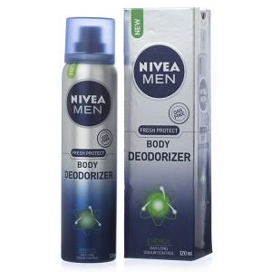 Nivea Men Energy Fresh Protect Body Deodorizer 120 ml