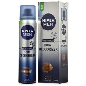 Nivea Men (Sprint) Fresh Protect Body Deodorizer 120 ml