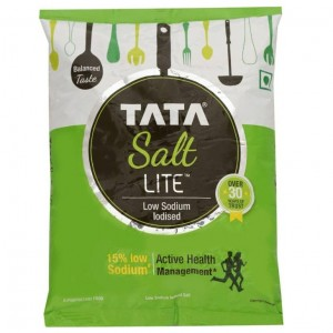 Tata Salt Lite Low Sodium Iodized 1kg