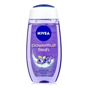 Nivea Fresh Powerfruit Shower Gel 250 ml