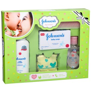 Johnsons Baby Care Gift Pack Collection