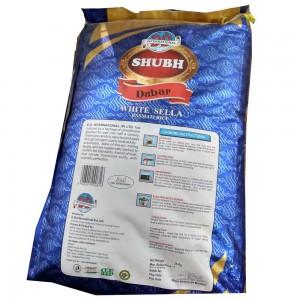 Shubh Dubar White Sella Basmati Rice 25 Kg