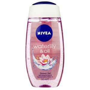 Nivea Water Lily And Oil Shower Gel 250 ml