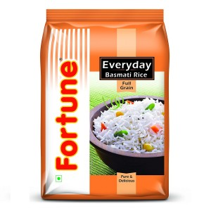 Fortune Everyday Basmati Rice 1 kg