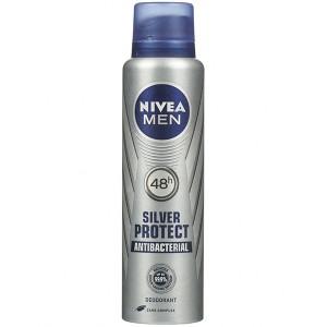 NIvea Men Silver Protect Antibacterial Deodorant 150 ml