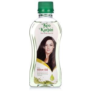 Keo Karpin Non Sticky Hair Oil 200 ml