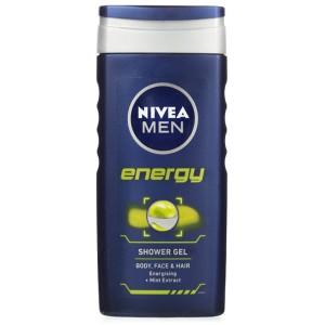 Nivea Men Energy Shower Gel 250 ml