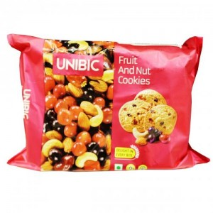 Unibic Fruit  & Nut Cookies 150gm