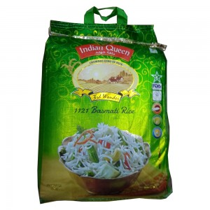 Indian Queen 1121 Basmati Crowned Kind Of Rice 10 Kg