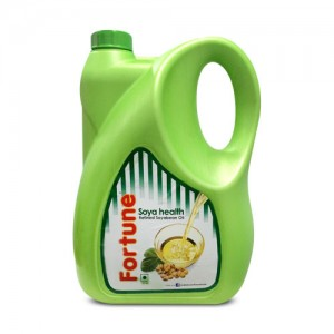 Fortune Refined Soyabean Oil 2 ltr Jar
