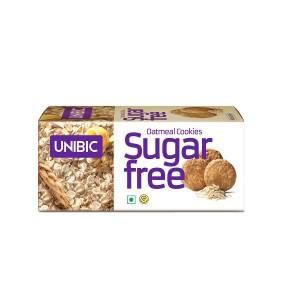Unibic Sugar Free Oatmeal Cookies 75gm
