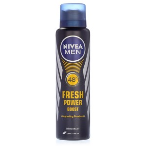 Nivea Men Fresh Power Boost Deodorant 150 ml