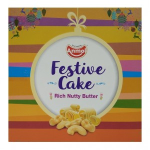 Anmol Rich Nutty Butter Festive Cake 175 gm
