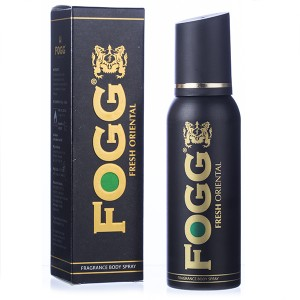 Fogg Fresh Oriental Body Spray 120 ml Water based perfume